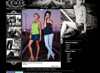 design a website