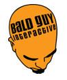 Bald Guy Interactive Sticky Logo
