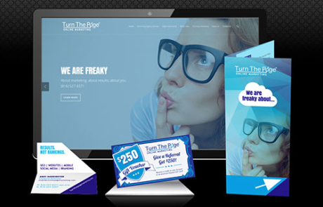 marketing collateral design