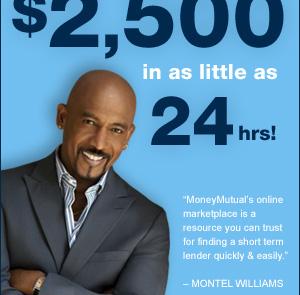 Money Mutual Ad set